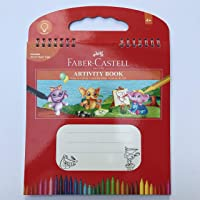 Faber-Castell Artivity Book New Set of 3