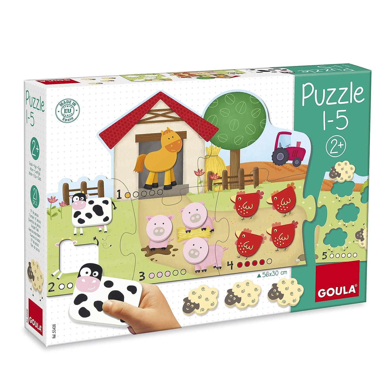 Puzzle 1-5 53438 Goula