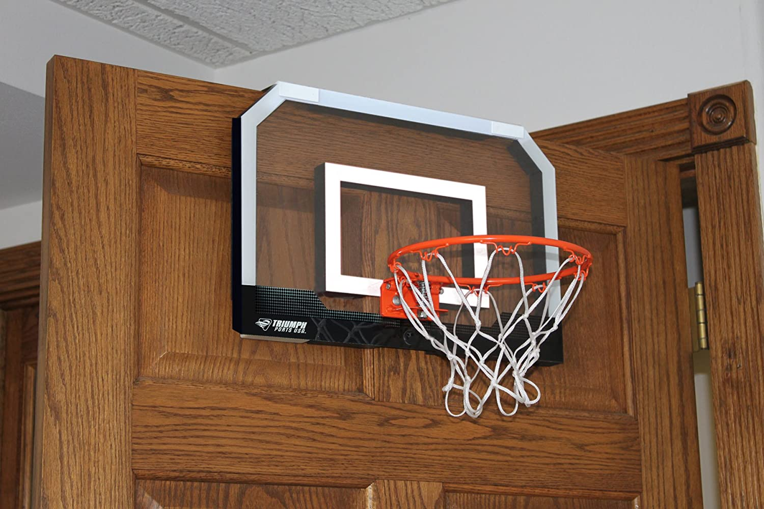 Amazon.com : Triumph Sports Door Court Basketball : Toy Basketball Products  : Sports U0026 Outdoors