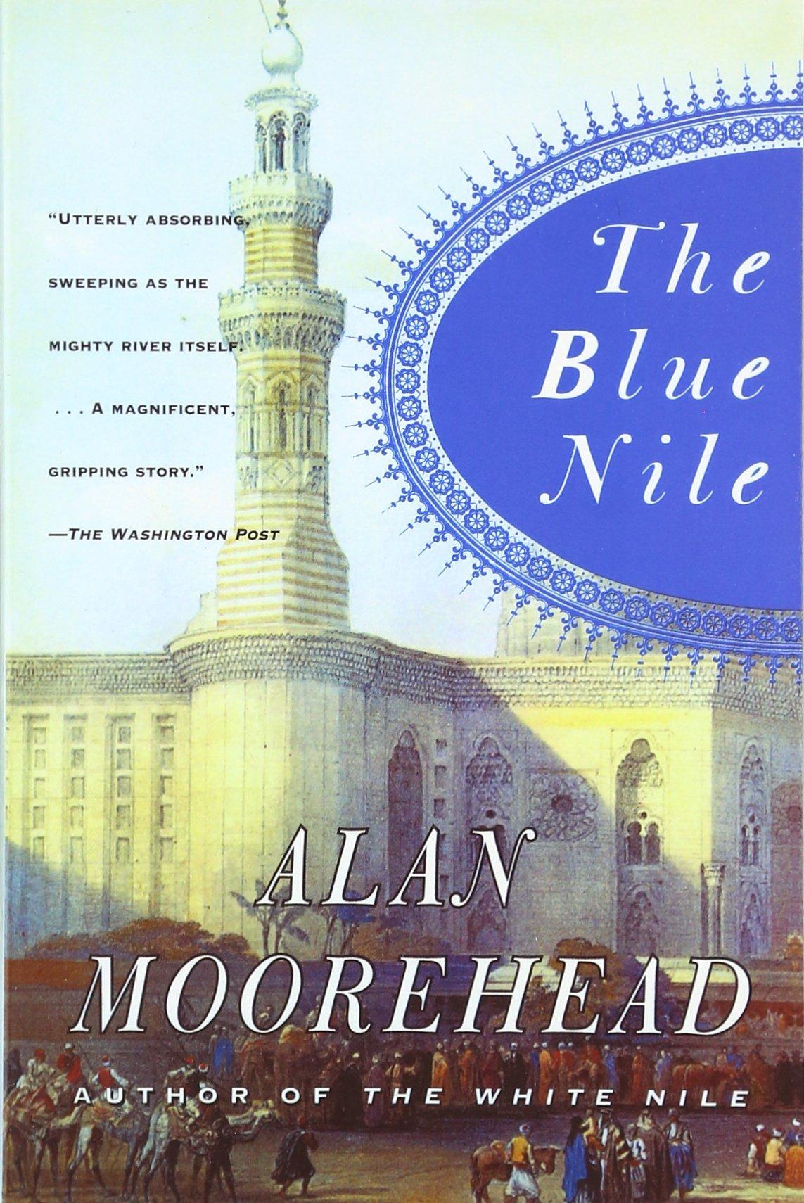 Blue Nile Alan Moorehead product image