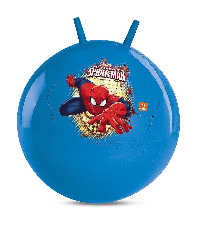 Spiderman Saltador kanguro 50cm (06961), Multicolor, 50 cm (Mondo ...
