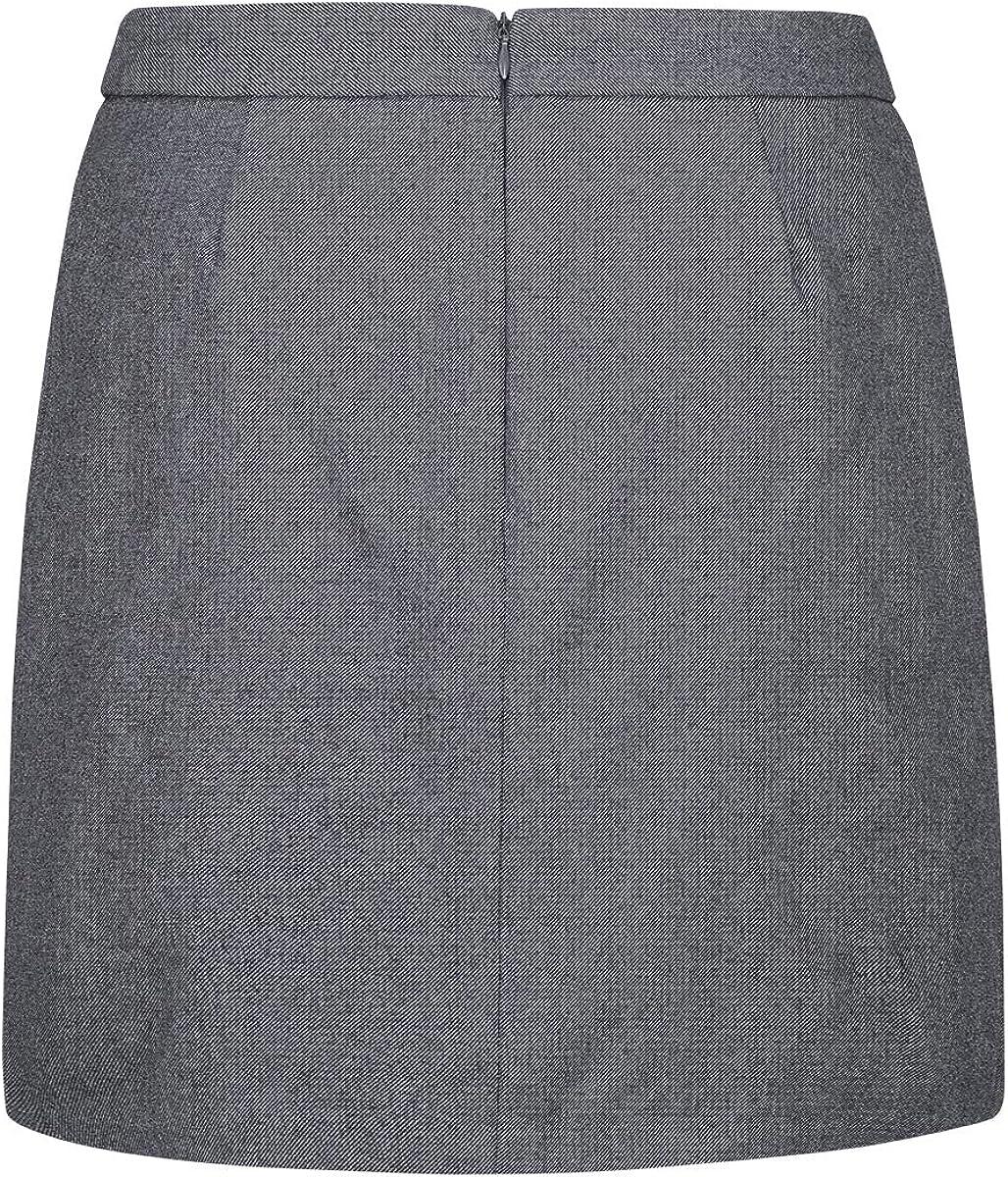 slim fit pantaloni da lavoro YYNUDA giacca da ufficio Tuta da donna con un bottone 2 pezzi