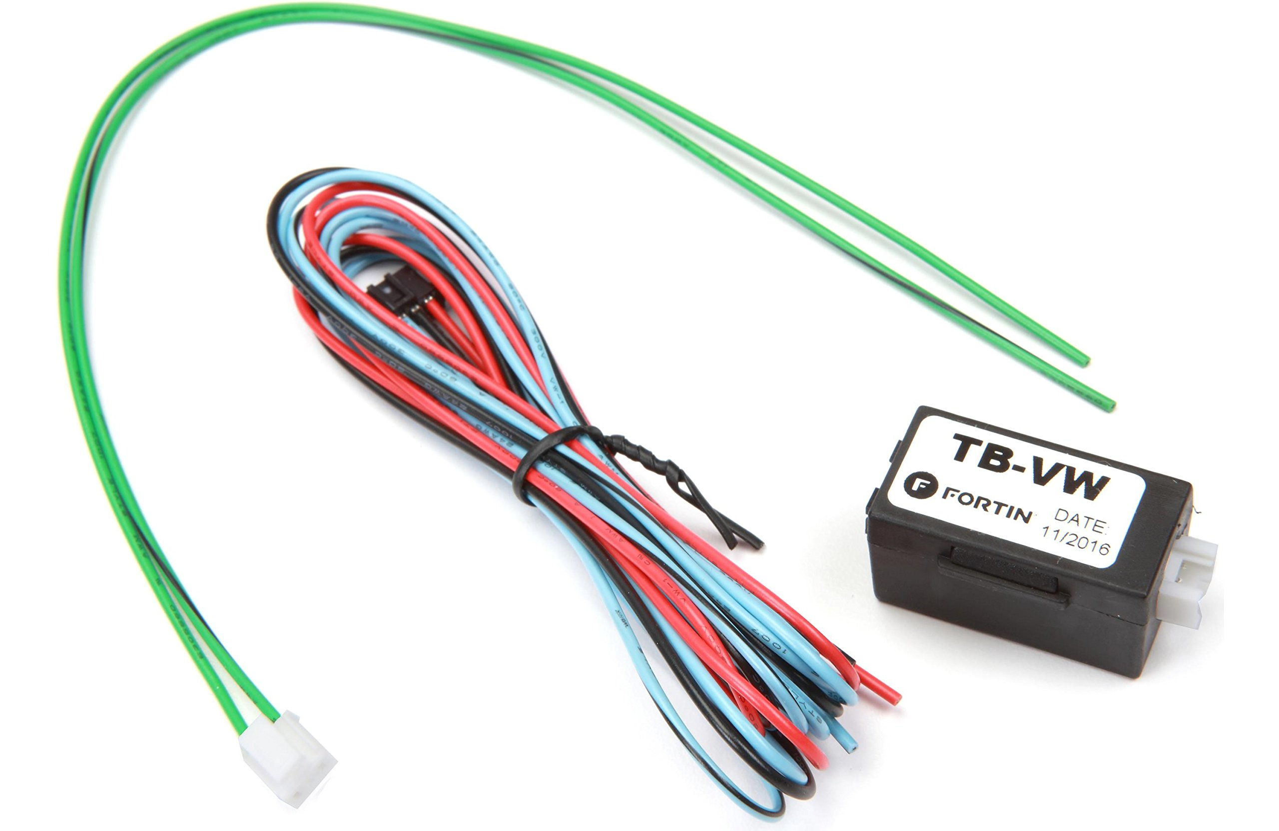Fortin TB-VW Transponder Bypass Interface for EVO-ALL or EVO-ONE ON select 2011-up VW and Audi vehicles
