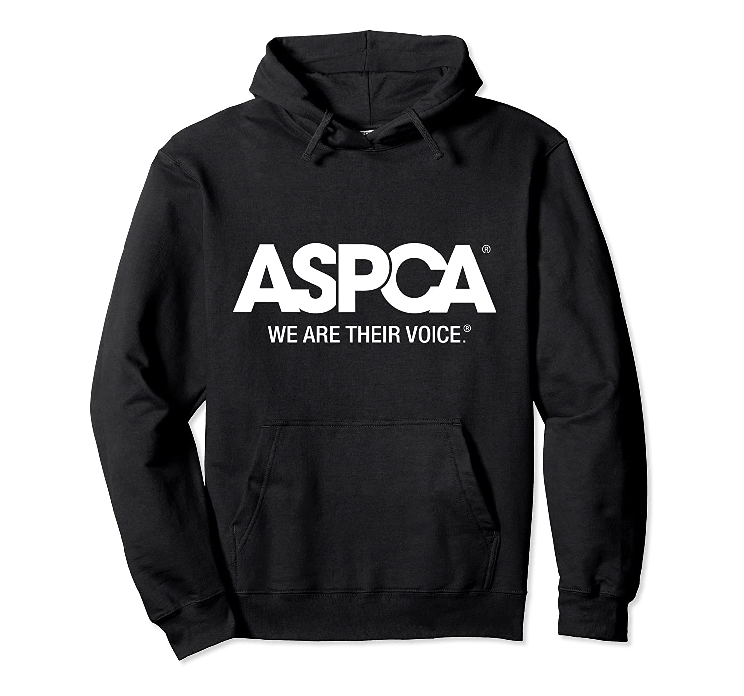 061370bc8f ASPCA We Are Their Voice Logo Hoodie-anz - Anztshirt