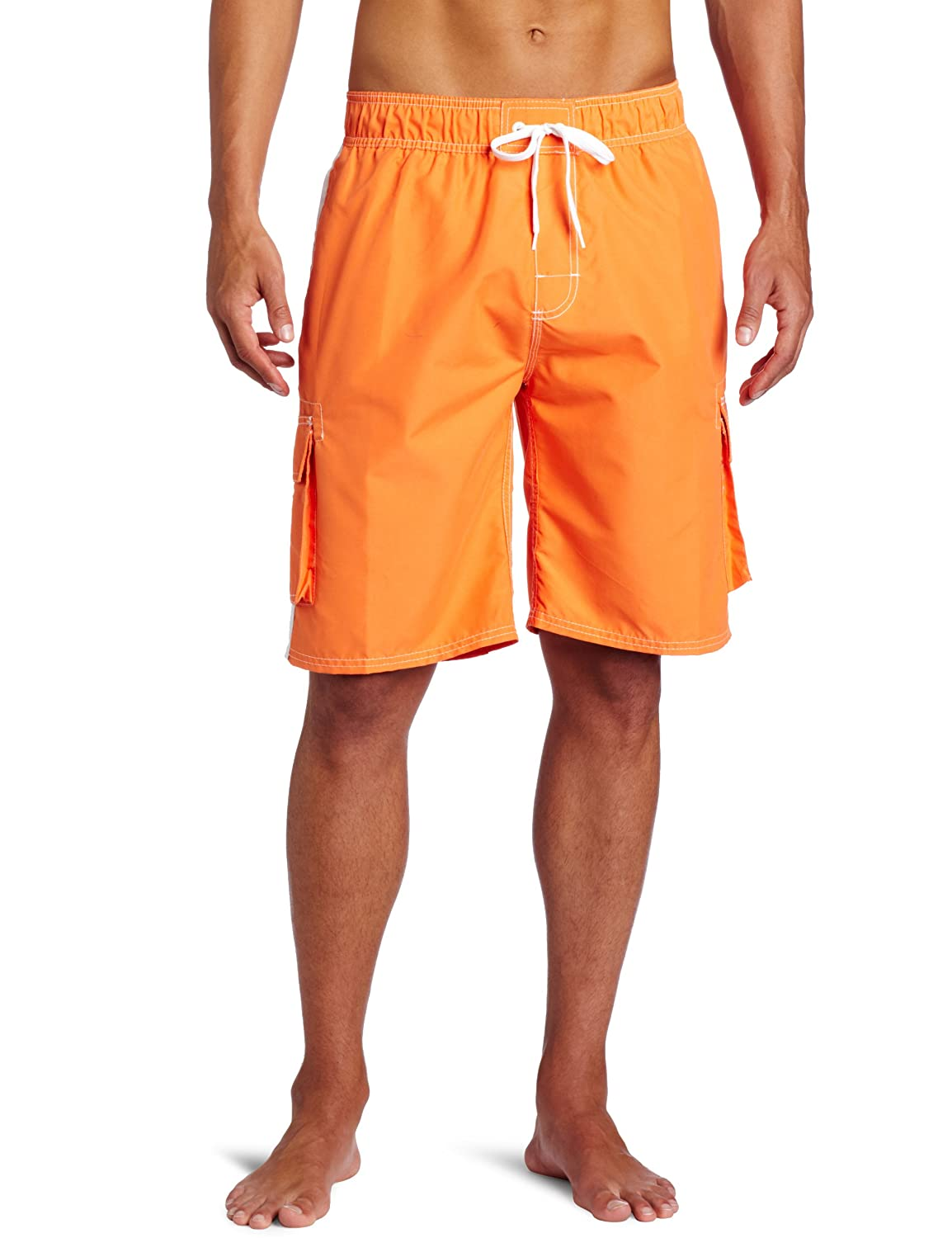 Kanu Surf Mens Barracuda Extended Size Trunk Kanu Surf Men/'s Swimwear 7064X