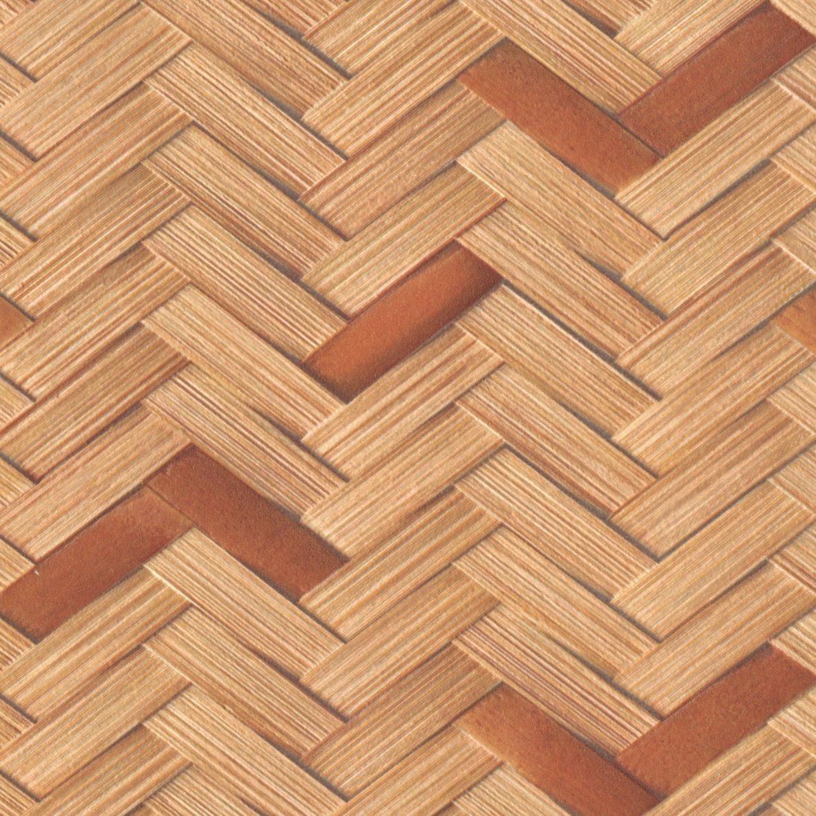 リリカラ 壁紙48m 和 木目調 ブラウン 和調 LV-6433 B01IHQHB2I 48m