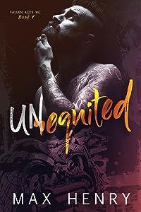 Unrequited (Fallen Aces MC Book 1)