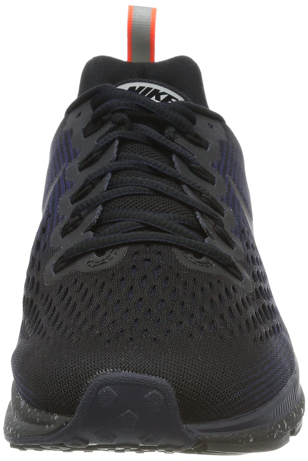 innovative design a320b 08a1d Nike Men s Air Zoom Pegasus 34 Shield Fitness Shoes Black  Amazon.co.uk   Shoes   Bags