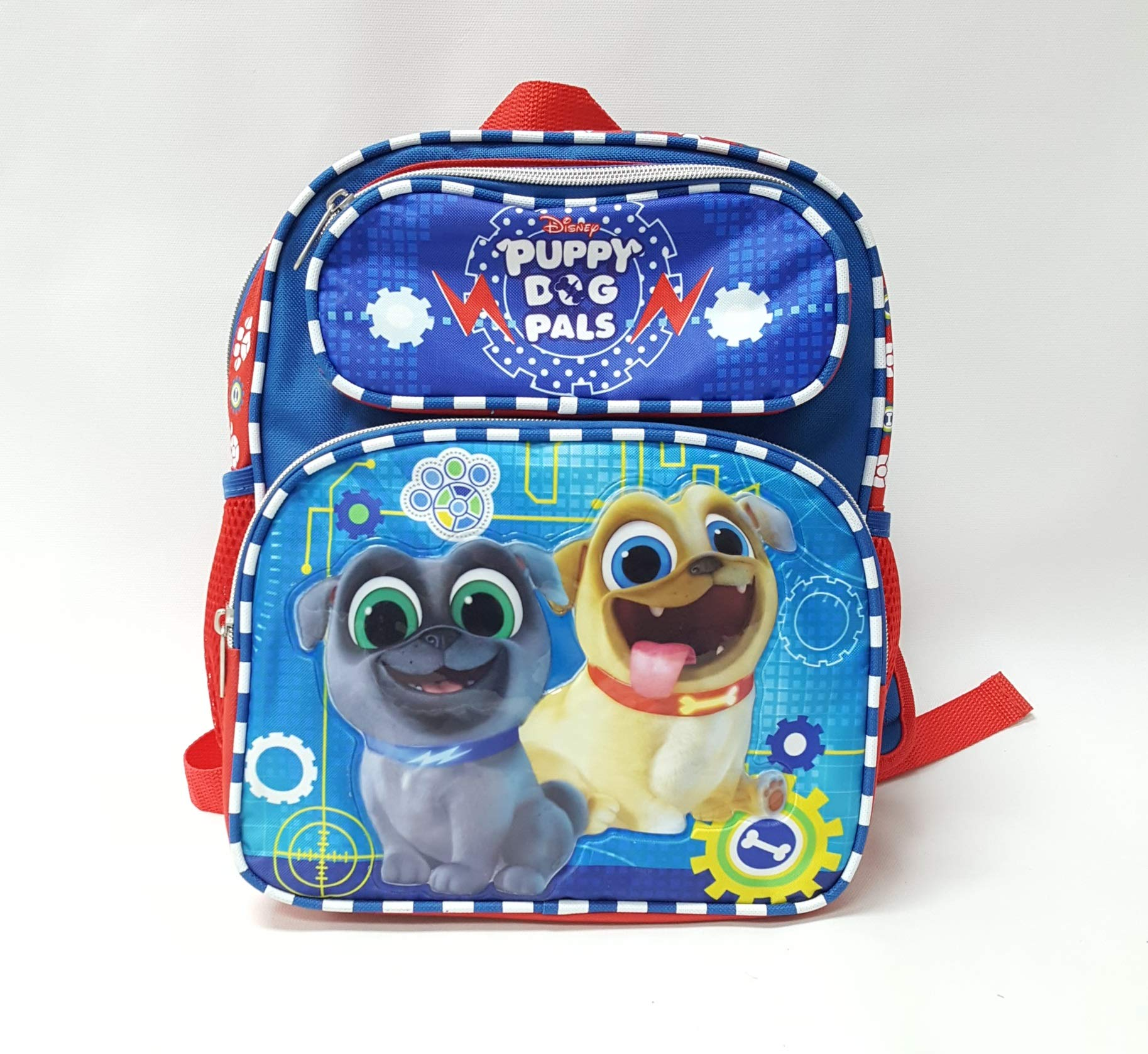Disney Puppy Dog Pals 12'' Backpack
