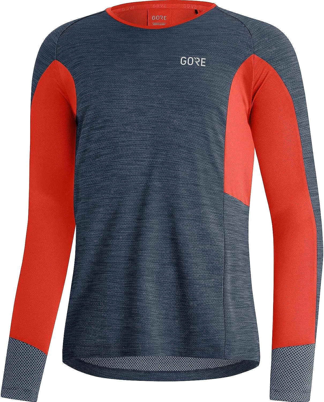 GORE WEAR Men's Special Campaign Avid 2021 new Ls Shirt