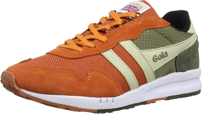 2021new shipping free shipping Gola OFFicial site Men's Katana Fashion Sneaker