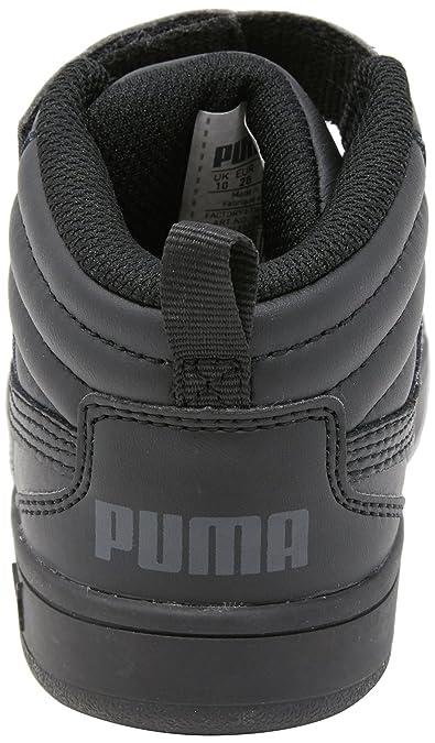 Puma 363914 01 Petite Sneakers Garçon Noir (28 EU): Amazon