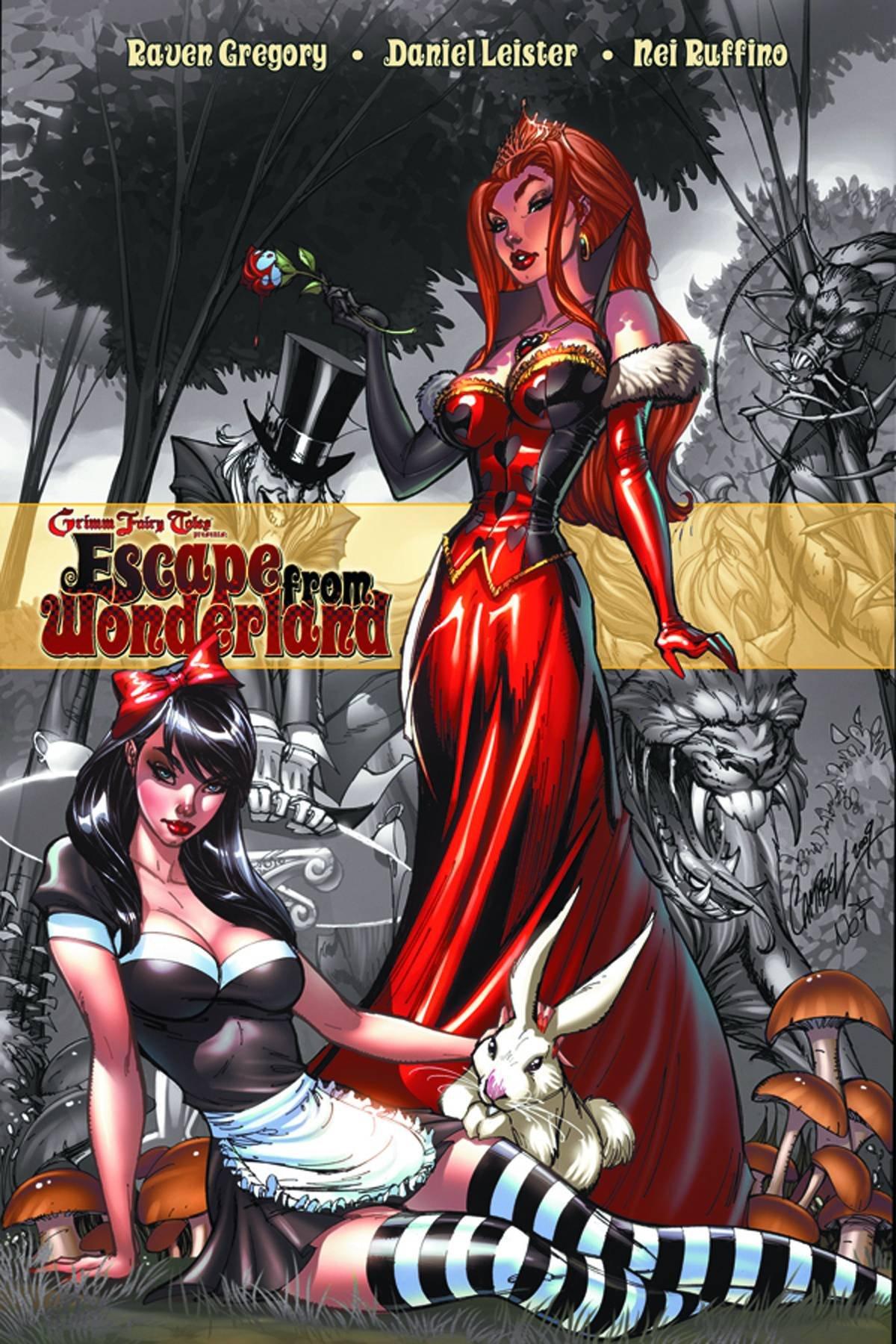 Escape From Wonderland ebook