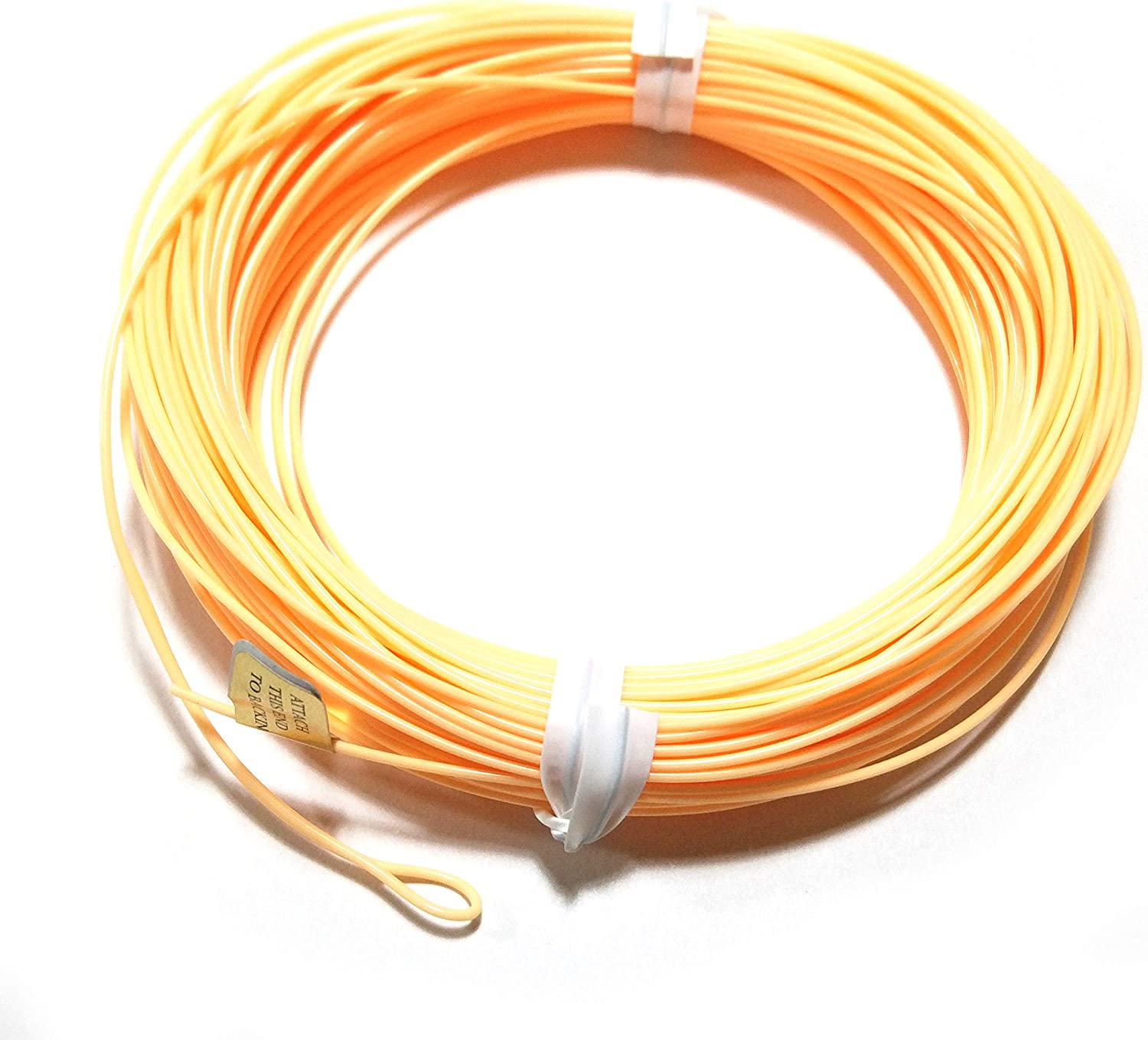 Cortland 444 Classic Peach Fly Line DT3F FREE FAST SHIPPING