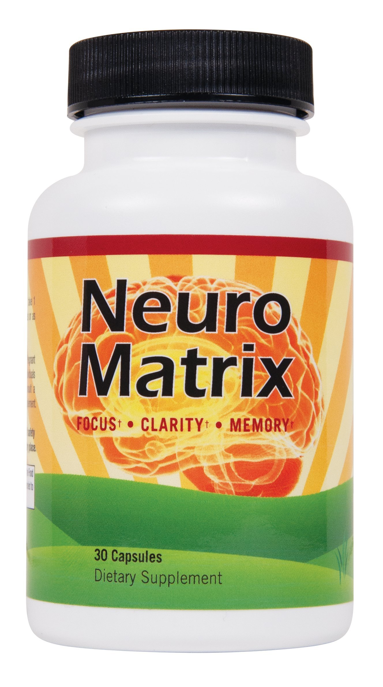 Ultimate Brain Supplement for Memory, Focus & Clarity-Nootropics Formula for Peak Mental Performance-Rhodiola Rosea, DMAE, Ginkgo Biloba, Acetyl L-Carnitine, Lion's Mane, Bacopa, Huperzine by Mountain Health