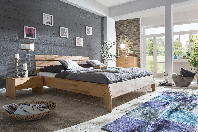 Bett 160 x 200 cm mit Nako Set