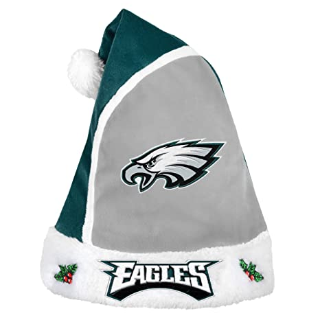 70a9d25bf Image Unavailable. Image not available for. Color  NFL Philadelphia Eagles  Basic Santa Hat