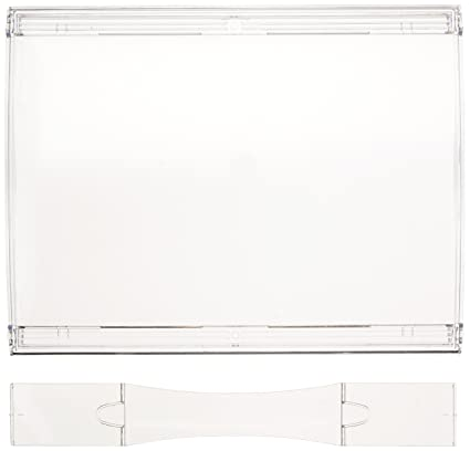 Displays2go Slant parte trasera Sign marco para mesa o mostrador ...