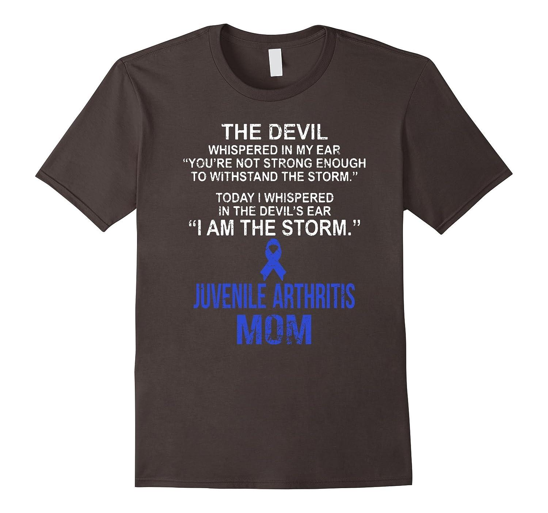 I am a storm juvenile arthritis mom t shirt