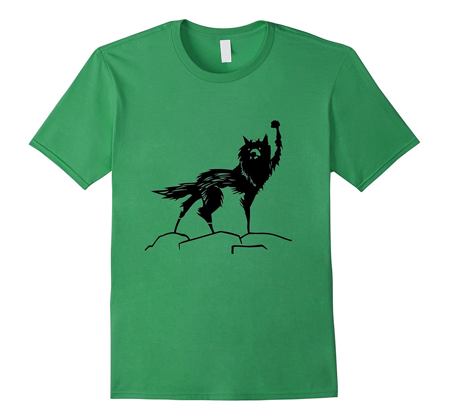 Fantastic Mr Fox Wolf T Shirt-TD