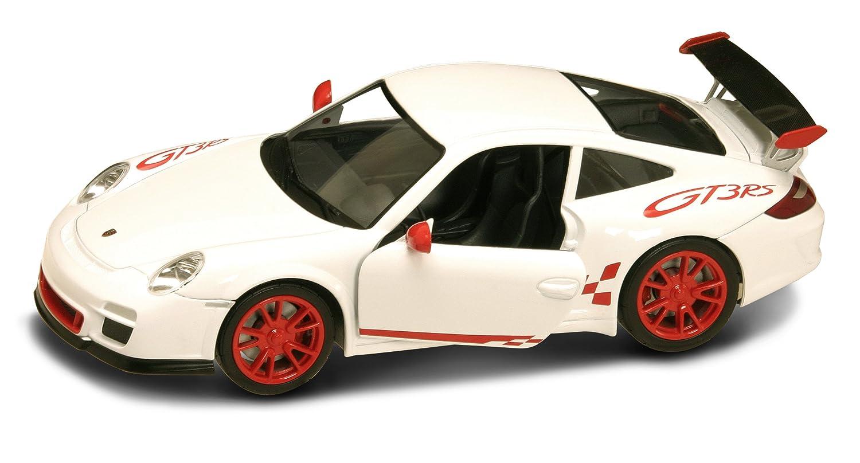 PoRSche 997 GT3 RS Mark 2, aros para llantas U. lineas rojo, blanco, Modelo de Auto, modello completo, Lucky El Cast 1:24: Lucky El Cast: Amazon.es: ...