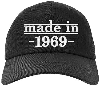 Cap 1969 50th Birthday Gift Made In Baseball Hat EM 0023