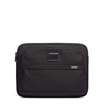 huge selection of 9c8c8 11b34 TUMI - Alpha 3 Medium 13 Inch Laptop Cover - Computer Case for Men and  Women - Black