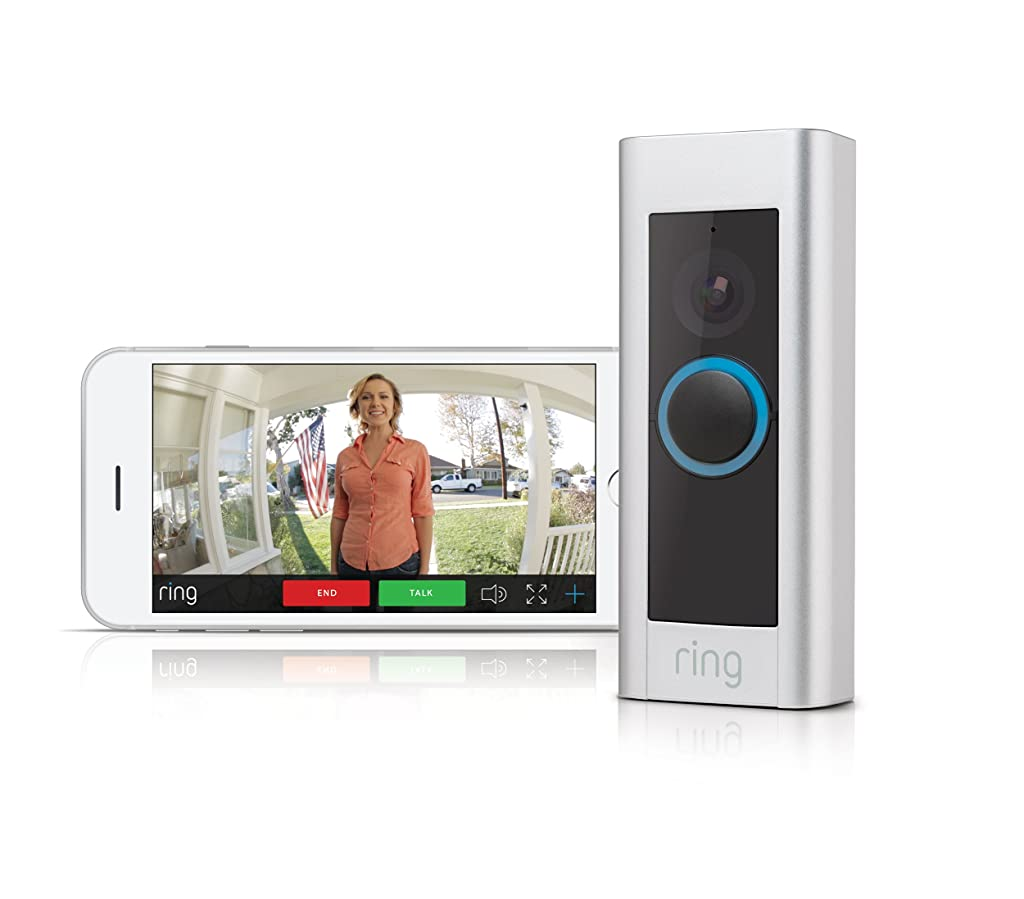 Ring Video Doorbell Pro (Wiring Required)