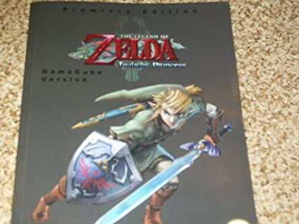 amazon com the legend of zelda twilight princess premiere edition rh amazon com zelda twilight princess hd prima guide zelda twilight princess prima guide