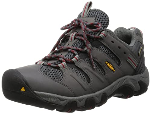 577abb3807b KEEN Men's Koven Waterproof Hiking Shoe