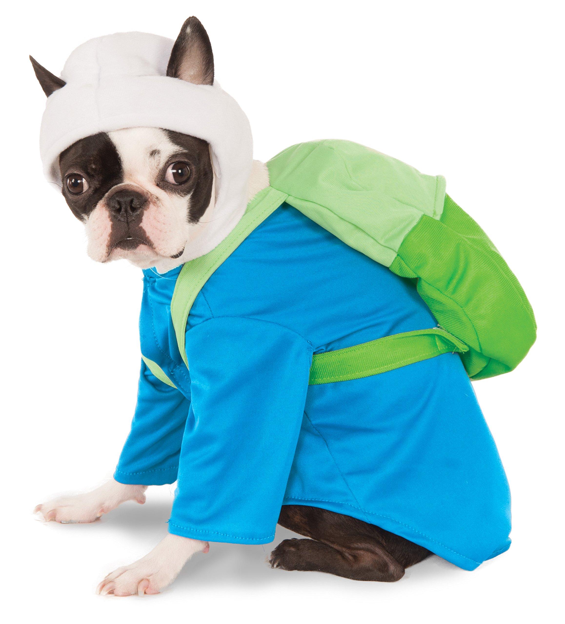 Rubie's Adventure Time's Finn Pet Costume, Medium