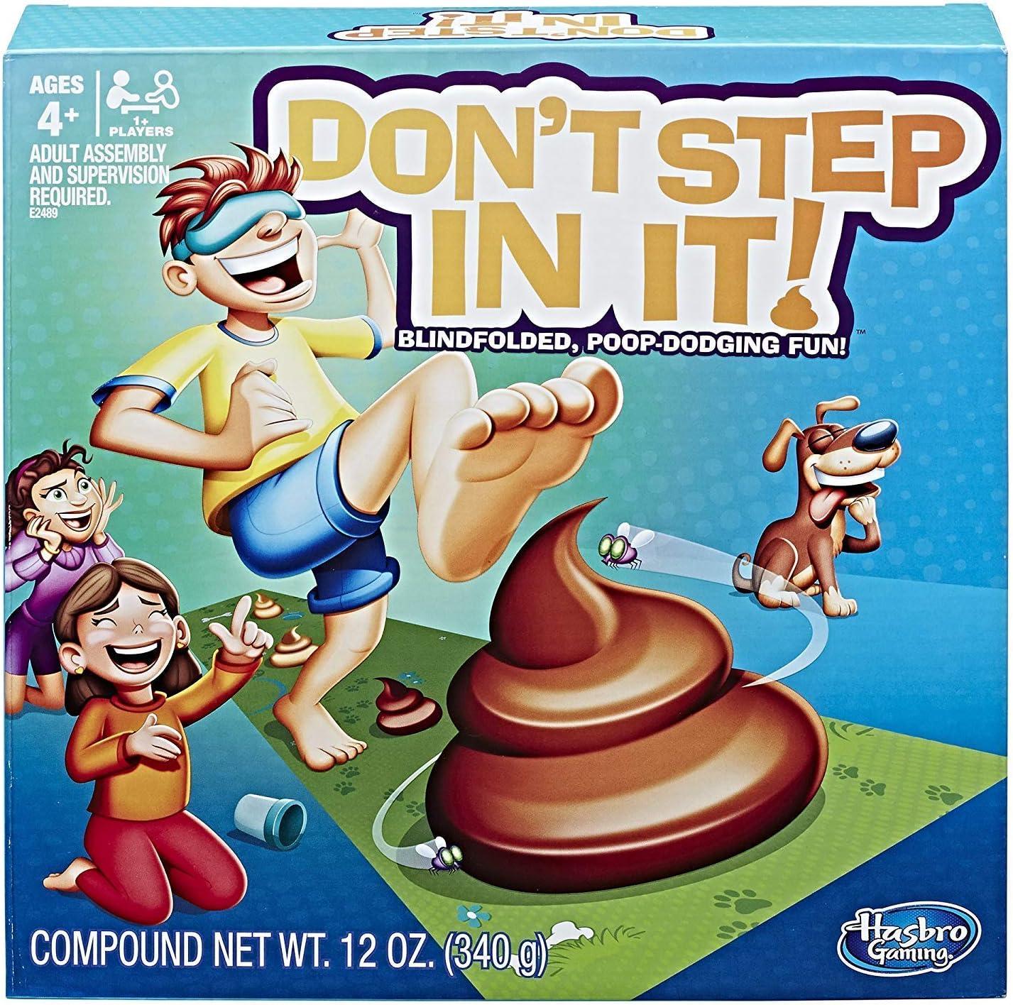 Hasbro Gaming - Juego de desafío Interactivo para Padres e Hijos. Regalos para niños: Amazon.es: Deportes y aire libre