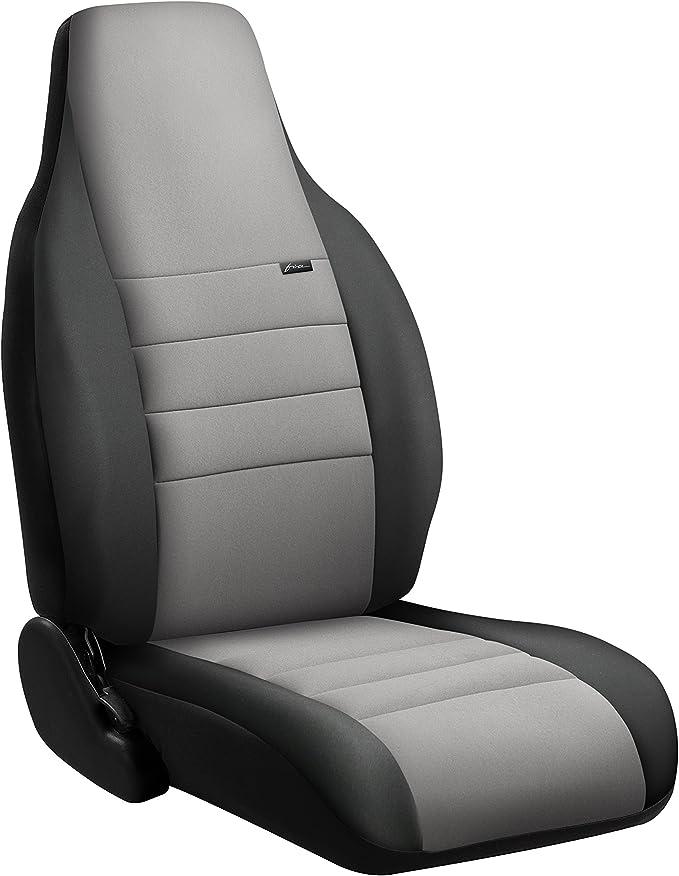 Black Saddle Blanket, Fia TR47-35 BLACK Custom Fit Front Seat Cover Split Seat 40//20//40