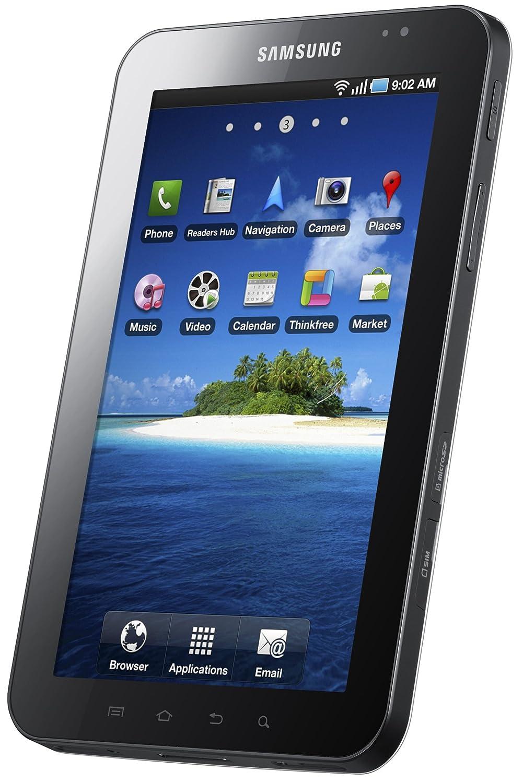 Amazon.com: Samsung P1000 Galaxy Tablet desbloqueado Android ...