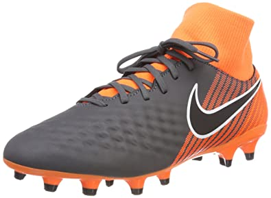 790175406 Nike Magista Obra II Academy DF FG Cleats  Dark Grey  (7)