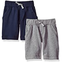 Gerber Boys' 2 Pack French Terry Short