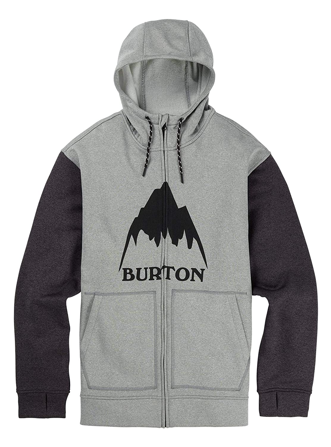 Burton Men's Oak Full Zip Hoodie 162241