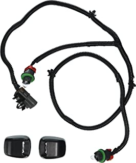 81uETfeIaNL._AC_UL320_SR266320_ amazon com genuine nissan (26510 zp30a) license plate lamp Wiring Harness Diagram at bayanpartner.co