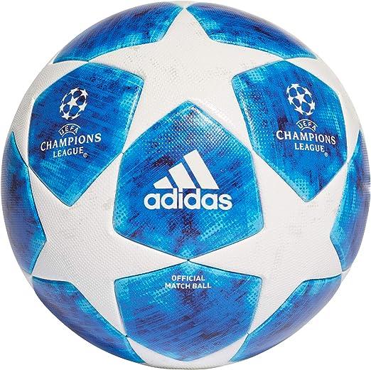 adidas Finale 18 Official Fútbol, Hombre, Color Blanco, Azul y ...