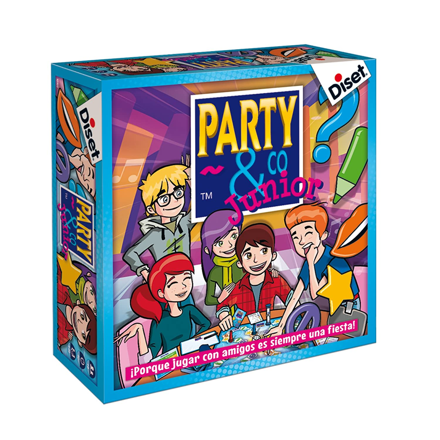 Party&Co Junior https://amzn.to/2Pt1JLU