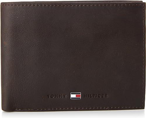 Tommy Hilfiger Johnson CC Flap And Coin Pocket, Portafoglio