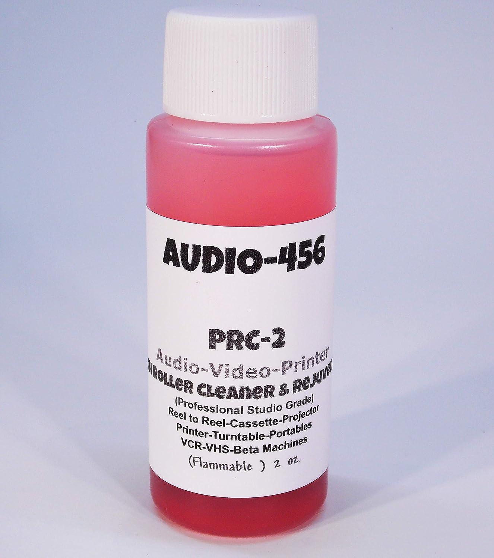 Audio 456 PRC-2 - Cinta limpiadora de audio/vídeo (2 oz) (formerly SR-Audio)