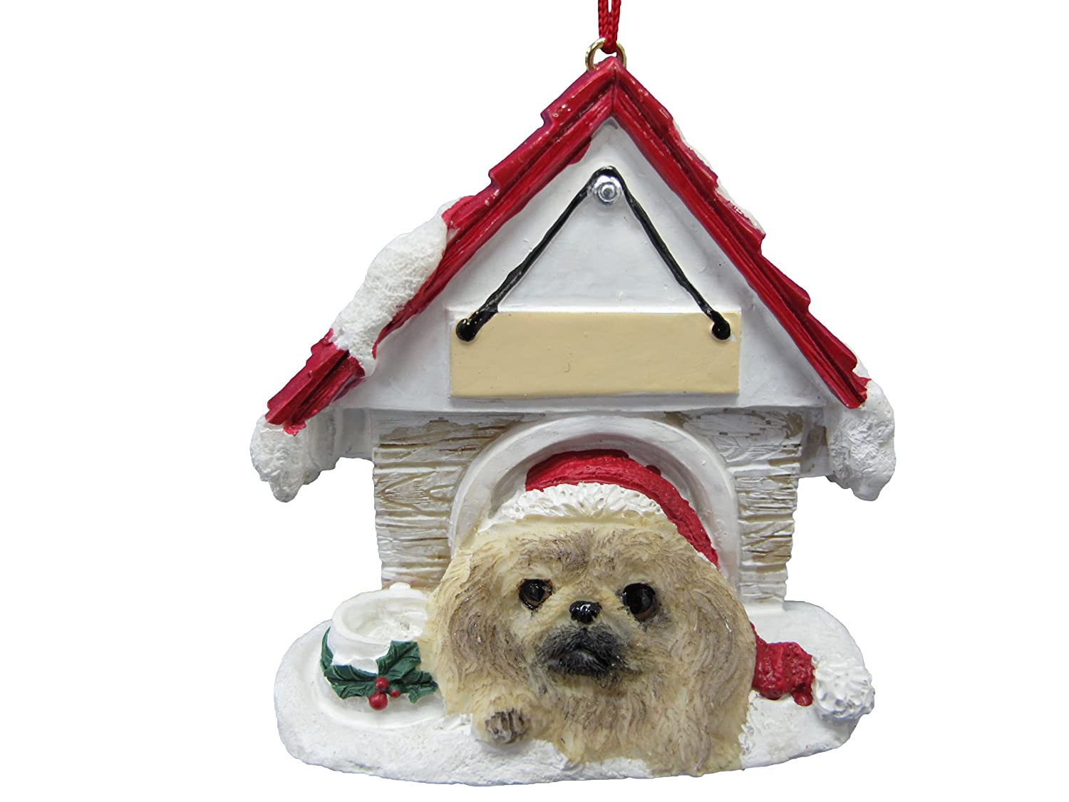 E/&S Pets 35355-61 Doghouse Ornament E/&S Imports Inc