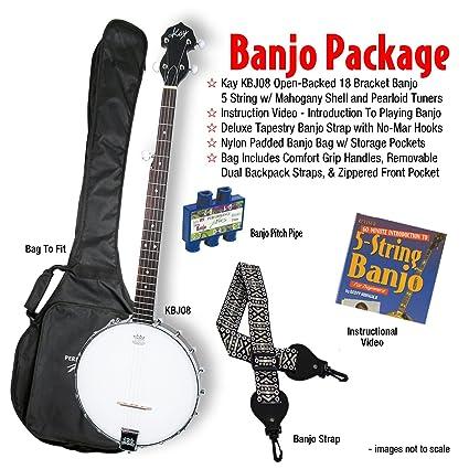 Kay banjo dating