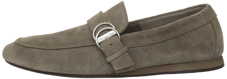 Calvin Klein Prosper Suede, Mocasines para Hombre, Beige (TPE), 41 EU: Amazon.es: Zapatos y complementos