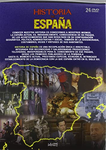 Pack: Historia De España [DVD]: Amazon.es: Adolfo Dufour, Juan ...