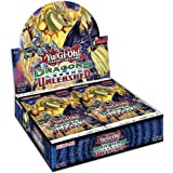 Yu-Gi-Oh. 13877dragones de leyenda Unleashed Booster Display Box (Pack de 24)
