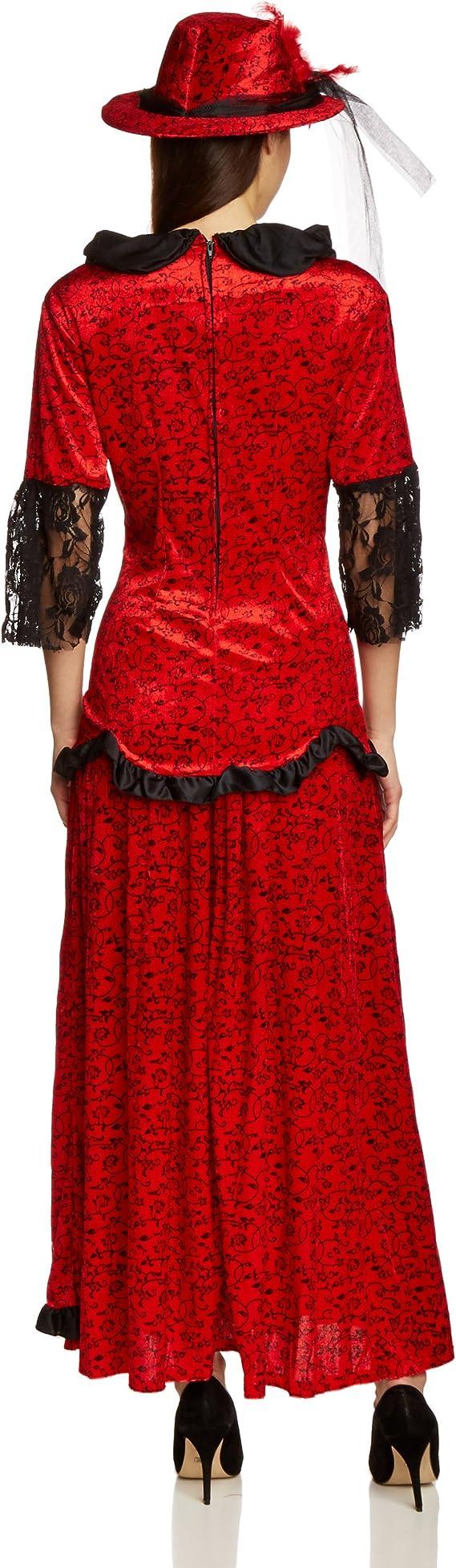 WIDMANN Widman - Disfraz de cowboy para mujer, talla XL (W3239) , color/modelo surtido: Amazon.es: Juguetes y juegos