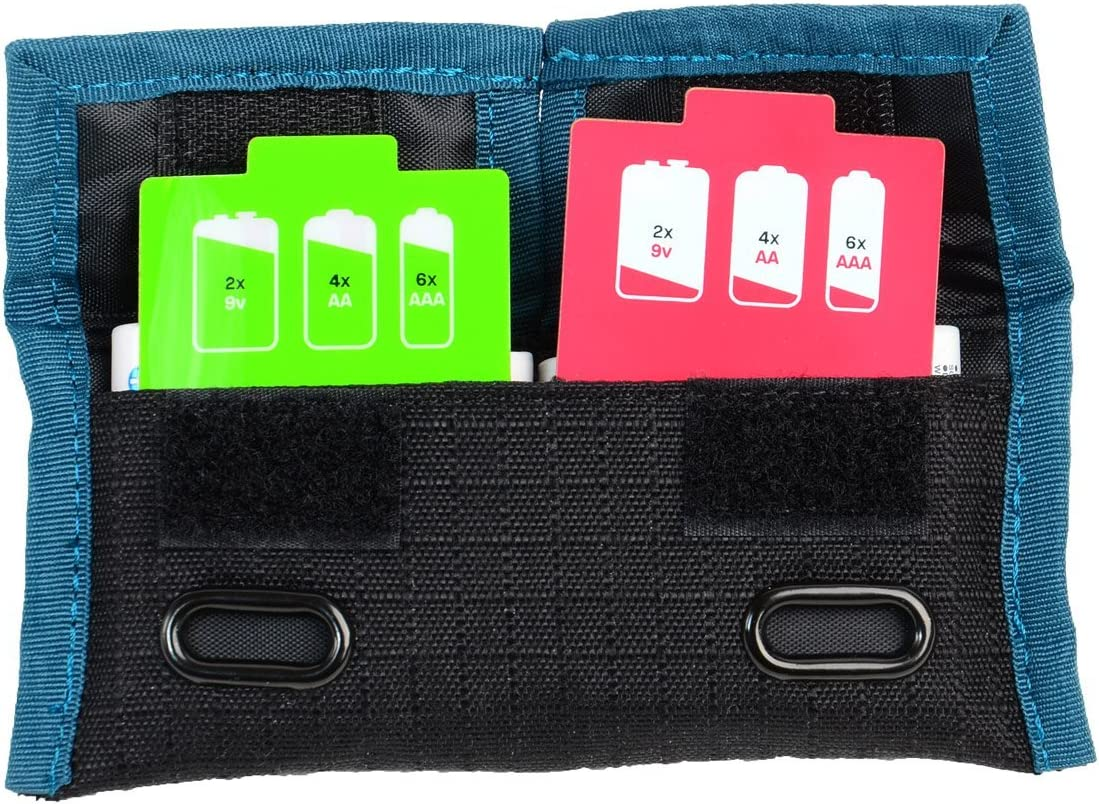Rogue Photographic Design ROGUEBTRY Indicator Battery Pouch Black