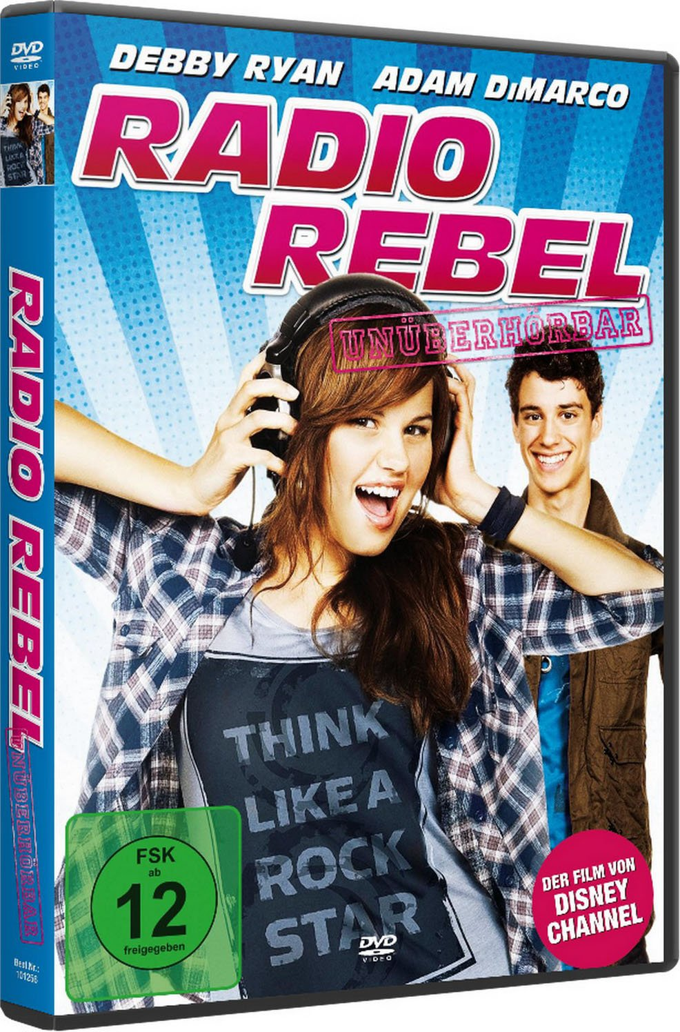 Radio Rebel - Unüberhörbar Disney Channel TV-Movie: Amazon.de: Debby ...